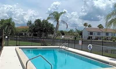 Pool, 1248 SE 7th St 103, 1