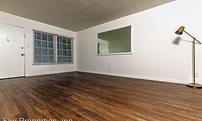 Living Room, 1601 N Normandie Ave, 1