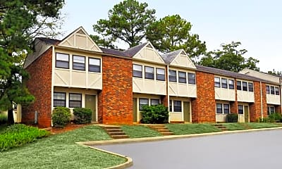 Country Club Apartments, 1