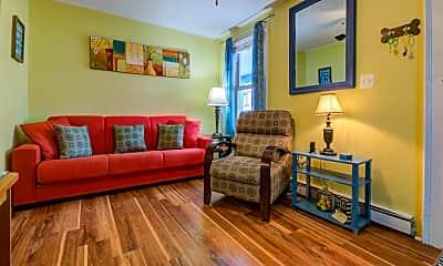 Living Room, 31 Atlantic Ave 1W, 0