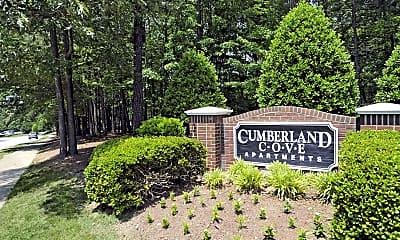Community Signage, Cumberland Cove Apartments, 2