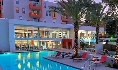 Pool, AVA Studio City, 0