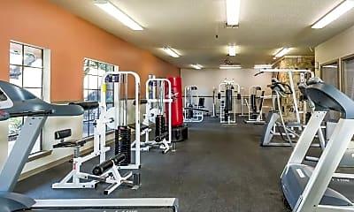 Fitness Weight Room, 4400 Horizon Hill Blvd, 2