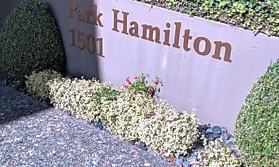 Park Hamilton, 1