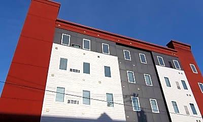 Building, The Edge Apartments, 1