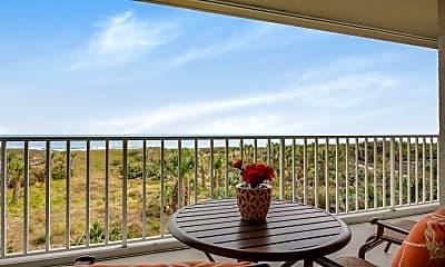 Patio / Deck, 3400 Ocean Beach Blvd 309, 1
