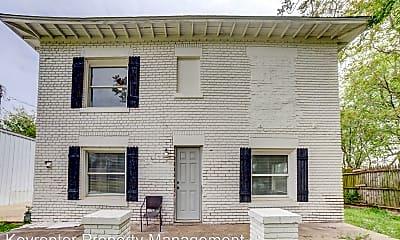Building, 219 N Rosedale Ave, 1