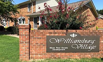 Williamsburg Village, 1