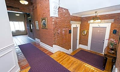 Fitness Weight Room, Chapel Hill Apartments, 0