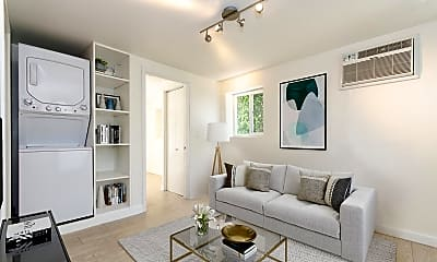 Living Room, 4018 Monroe Street, 0