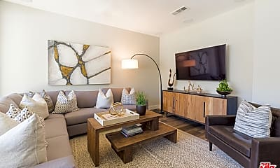 Living Room, 4451 Paxton Pl, 0
