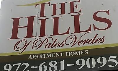 Hills of Palos Verde Apartments, 1