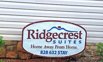 Ridgecrest Apartments, 1