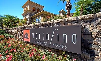 Community Signage, Portofino, 2
