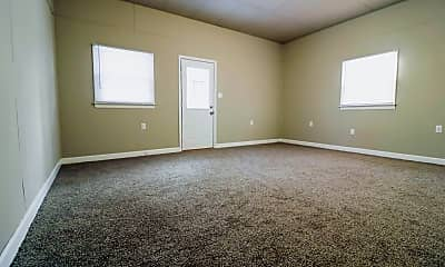 Living Room, 7005 Broadway, 2