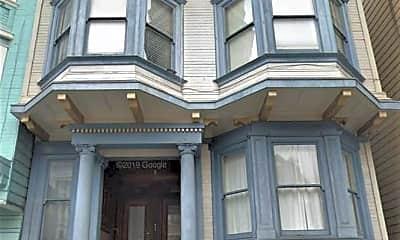 Building, 1129 Guerrero St, 0