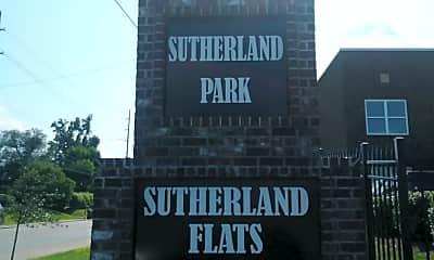 Sutherland Park Apartments, 1