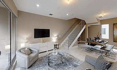 Living Room, 618 NE 12th Ave, 1