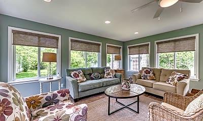 Living Room, 16 Grasshopper Ln, 1