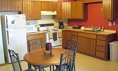Kitchen, Sunwood, 1