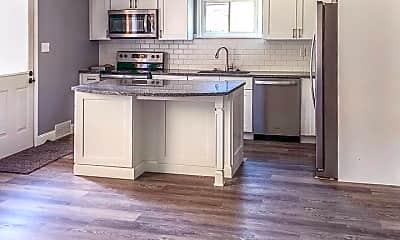 Kitchen, 675 N Overlook Dr, 1