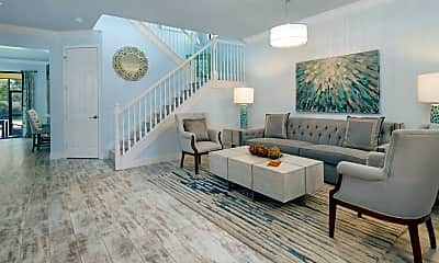 Living Room, 13528 Mandarin Cir, 1