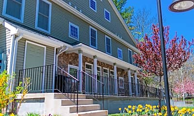 Community Signage, Springhouse Apartments, 2