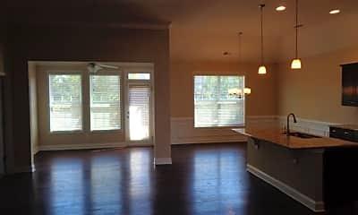 Living Room, 8805 Douglas Palace, 1