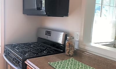 Kitchen, Parkside Vista, 1