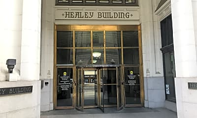 The Healey Commercial Building, 1
