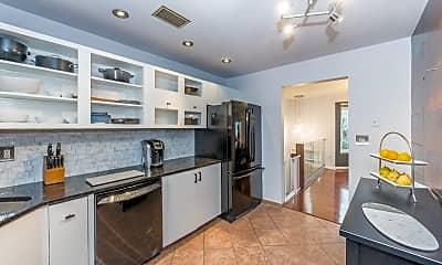 Kitchen, 50 Pine St O, 1