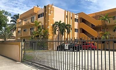 Regency Club Apartments, 1