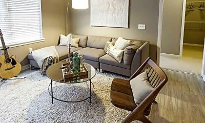 Living Room, Arista Uptown, 1