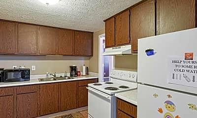 Kitchen, Apple Ridge, 1