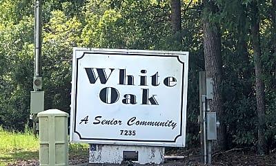 White Oaks Apartments, 1