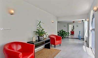 Living Room, 2455 Flamingo Dr 201, 1