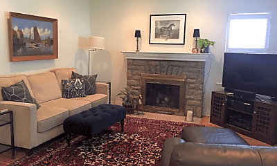 Living Room, 4028 Springhill Rd, 1