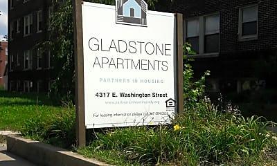 Gladstone Apartments, 1