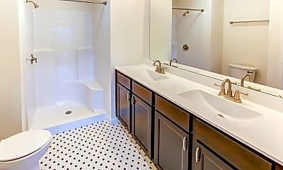 Bathroom, Pleasant Valley, 2