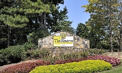 Community Signage, Reserve At Peachtree Corners, 2