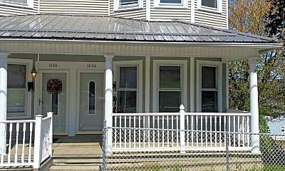 Building, 1604 Prospect Ave, 1