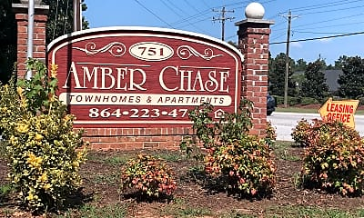 Amber Chase Townhomes and Apartments, 1