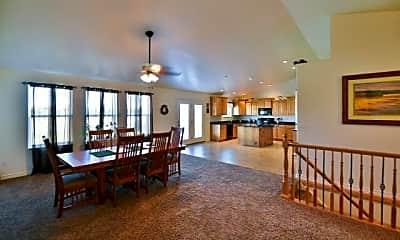 Dining Room, 2157 W 2475 N, 1