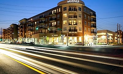 Building, The Avenue, 0