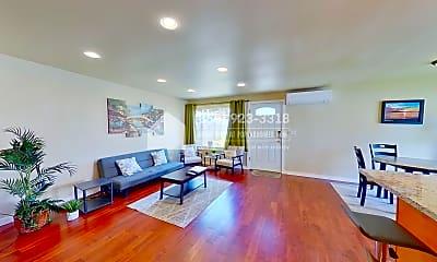 Living Room, 923 North 102Nd Street, 1