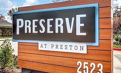 Community Signage, Preserve At Preston, 1