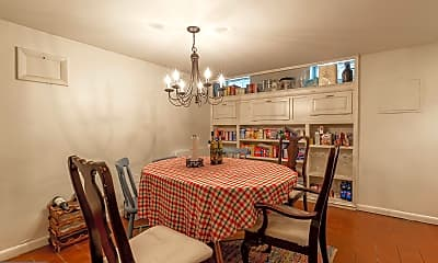 Dining Room, 2138 Mt Vernon St FRONT, 1