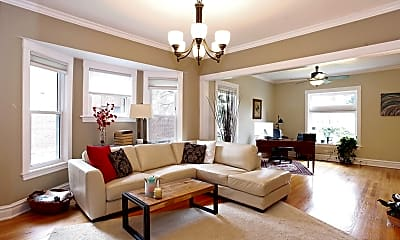 Living Room, 36 W Touhy Ave, 1