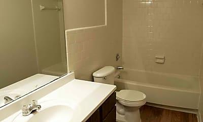 Bathroom, Summerfield Apartments at Northlake, 2