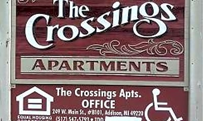 Welcome to The Crossings, The Crossings, 2